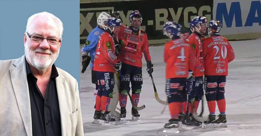 Bollnäs, Villa, Historien upprepade sig mellan Bollnäs och Villa, Jocke Hedqvist, Hedqvist, Jocke, elitserien, trettondagsafton