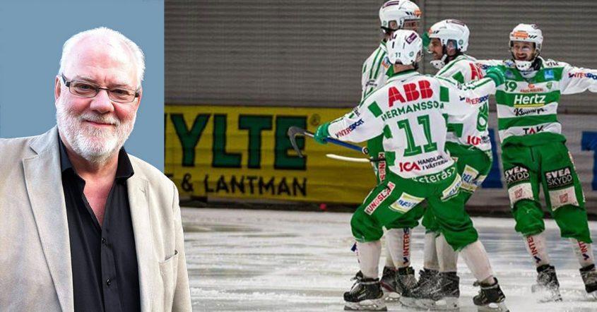 Krönika, Kjell Anderstedt, bandy