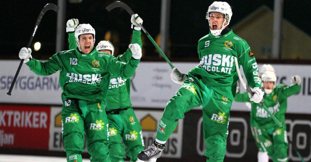 Målshow, David Jansson, Hammarby, målfyrverkeriet, Hammarbyanfallaren, slutspelsplats, Jansson, SAIK, Sandviken