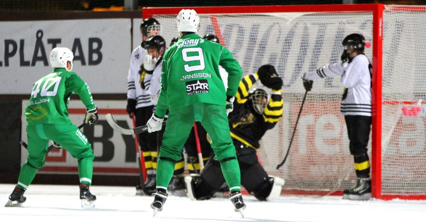 elitlicens bandy