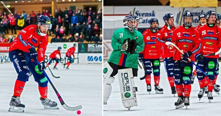 Edsbyn, Edsbystjärnan, Simon Jansson, tackling, bentackling, bentacklingen, Philip Lindqvist