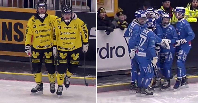 Vetlanda, Motala, åttondelsfinalen, Tobias Nyberg, Olle Nordlund