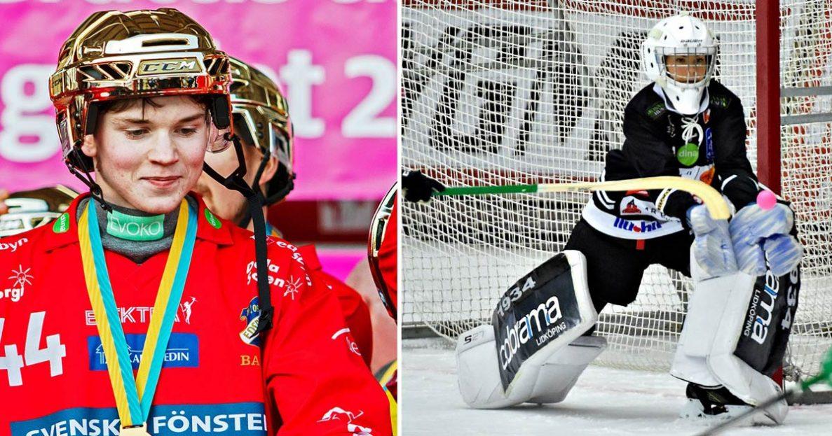 Sofie Millqvist, Jesper Granqvist, Årets juniorer