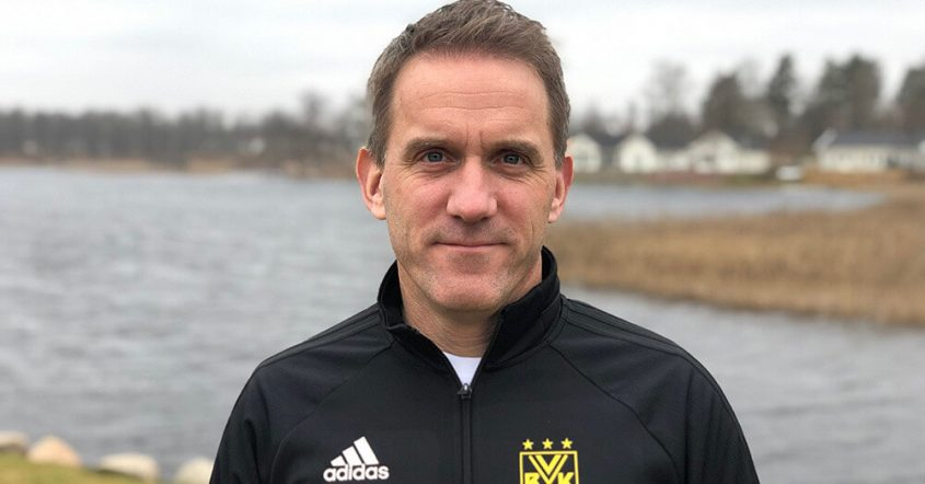 Vetlanda ny tränare, Mattias Rehnholm, VBK, tränare