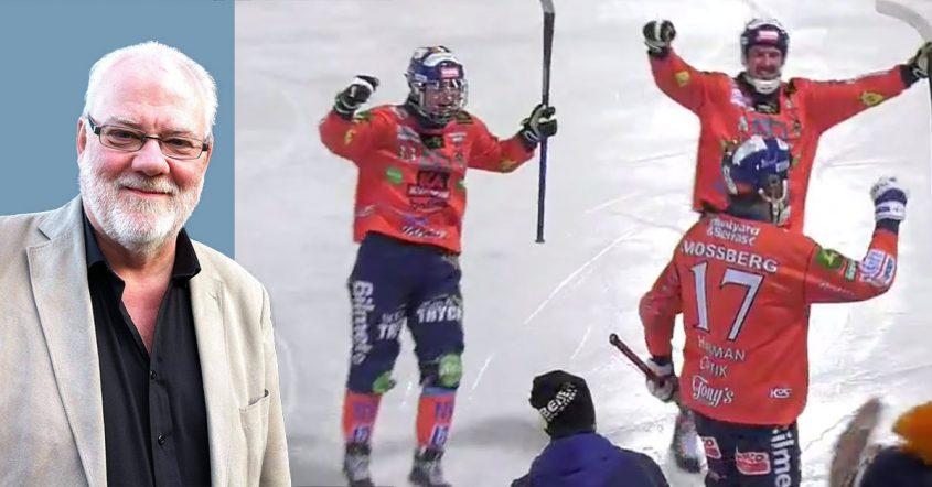 Bollnäs bandy, Villa bandy, SAIK bandy, Villa Lidköping, Edsbyn bandy, semifinalerna, slutspel, kvalet