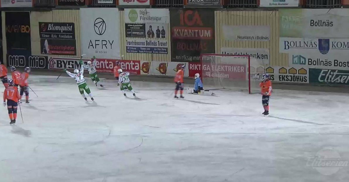 VSK, Västerås, Bollnäs, kvartsfinalen, tvingade fram en femte avgörande match, Sävstaås, Martin Landström, Landström