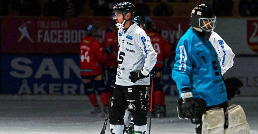 Edsbyn Sandviken, semifinalmötet, Villa, semifinal, Bollnäs, Irkutsk, B-VM, Elitserien