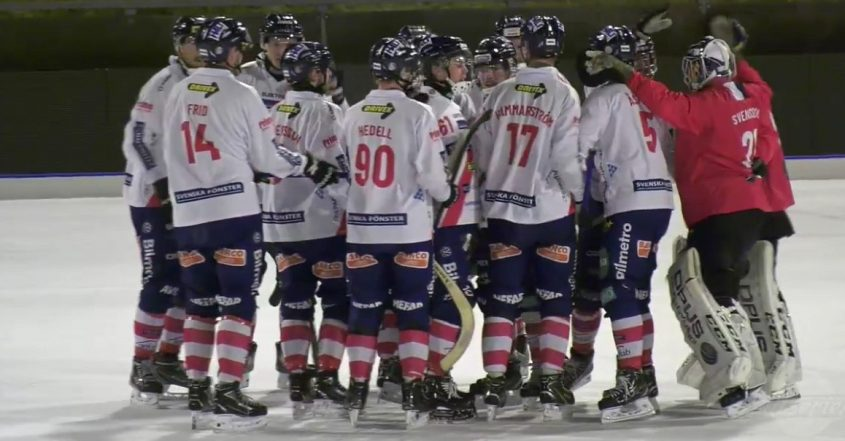Edsbyn Sandviken, Edsbyn SAIK, Edsbyn SM-final