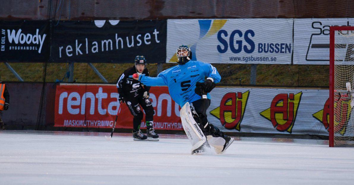 Joel Othén förlänger med SAIK, Joel Othén bandy, SAIk bandy joel othén.
