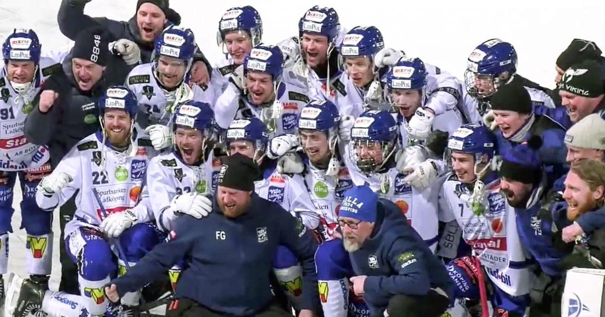 Villa SM-final, Villa final, Villa Bollnäs, Villa, Bollnäs, Jesper Thimfors, SM-final mot Edsbyn, SM-final