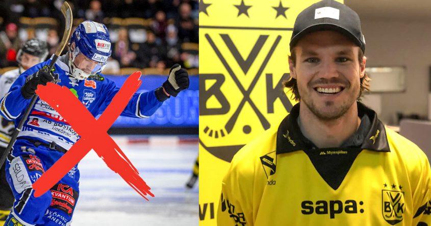Joakim Andersson, Vetlanda, landslagsanfallaren klar för en återkomst i Vetlanda, Villa, Andersson