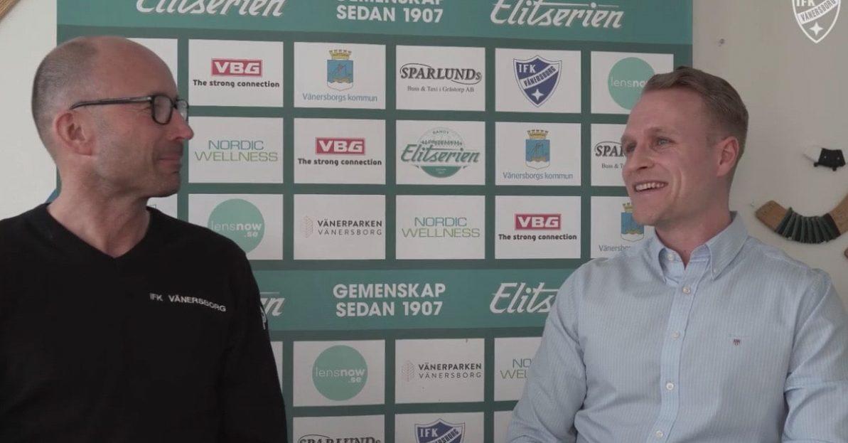 Robin Karlsson, nyförvärv, IFK, IFK Vänersborg, Gripen, toppforward.