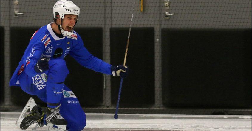 Johan Koch slutar i IFK, Johan Koch, IFK Vänersborg, bandy