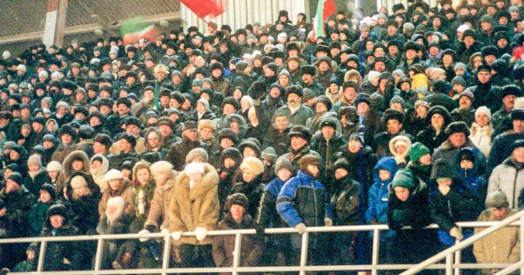 Tatarstan, Sverige, bandy, Kazan