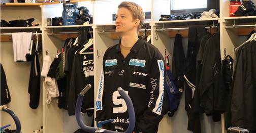 Victor Lundberg, SAIK, Sandviken, försvararen