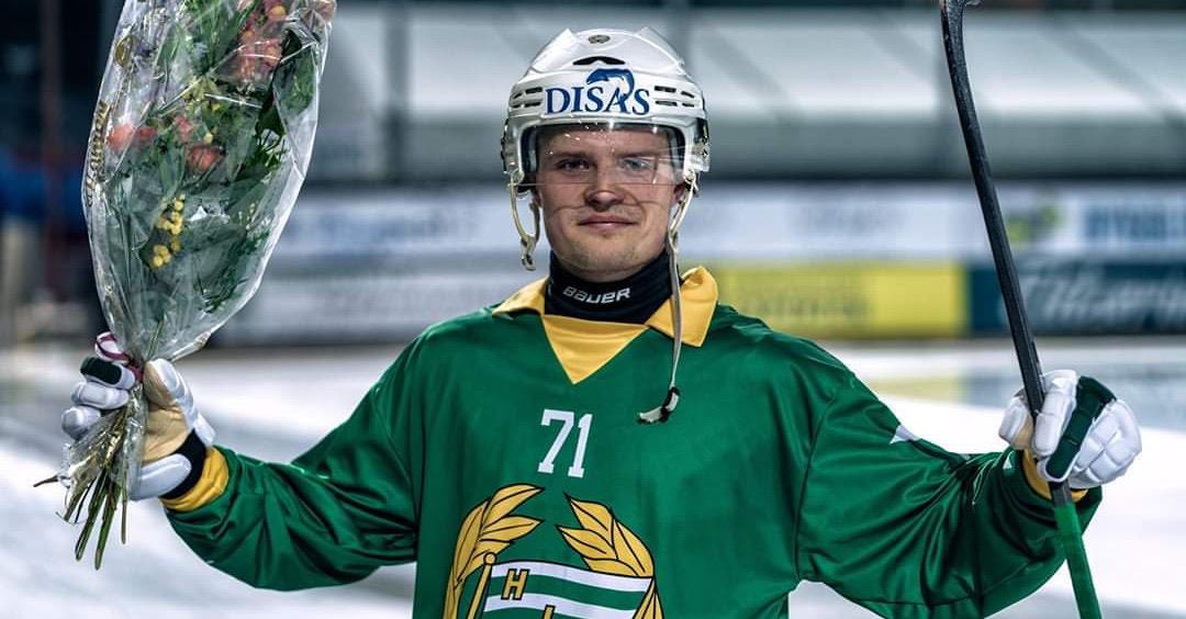 Kasper Milerud, Hammarby, klar för Hammarby, Milerud