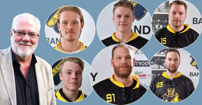 AIK bandy, stjärnvärvningar, sillybomb, bomb, Johan Esplund, Daniel Andersson, Linus Pettersson, Erik Pettersson