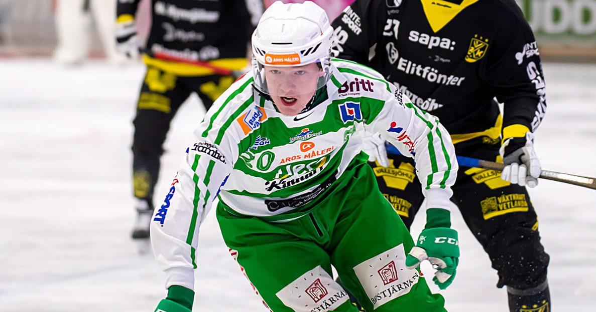 Niklas Gifting bandy, VSK bandy gifting, Västerås