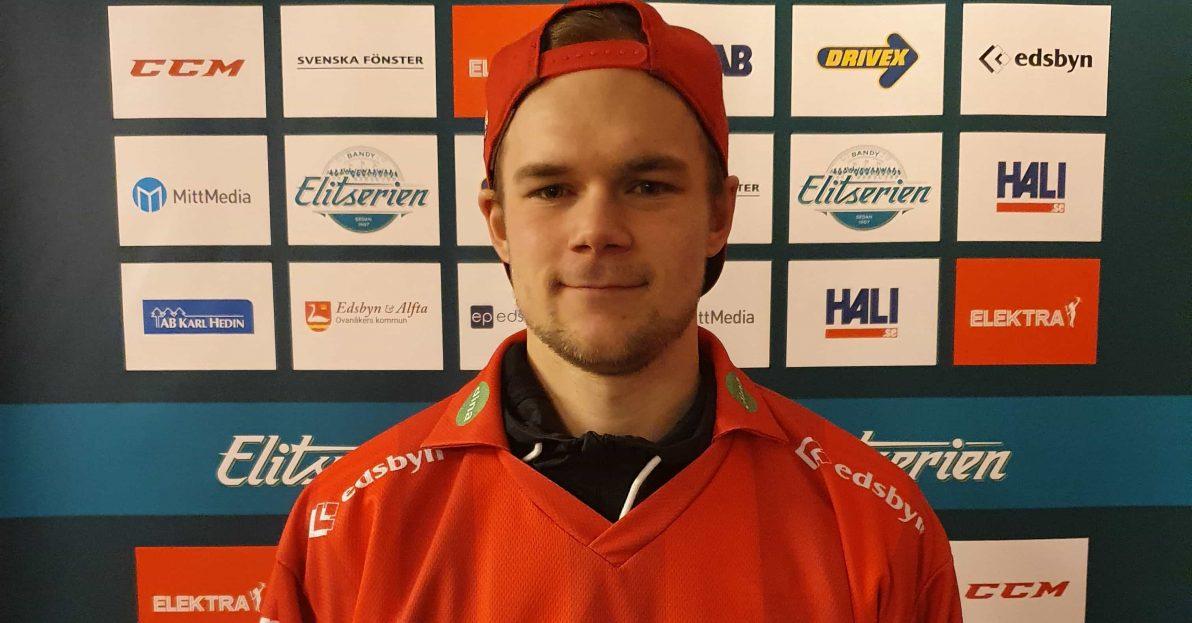 Jesper Öhrlund Edsbyn, Jesper Öhrlund bandy