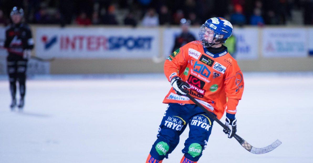 Caspher Ekström, Bollnäs, Caspher Ekström tillbaka i Bollnäs