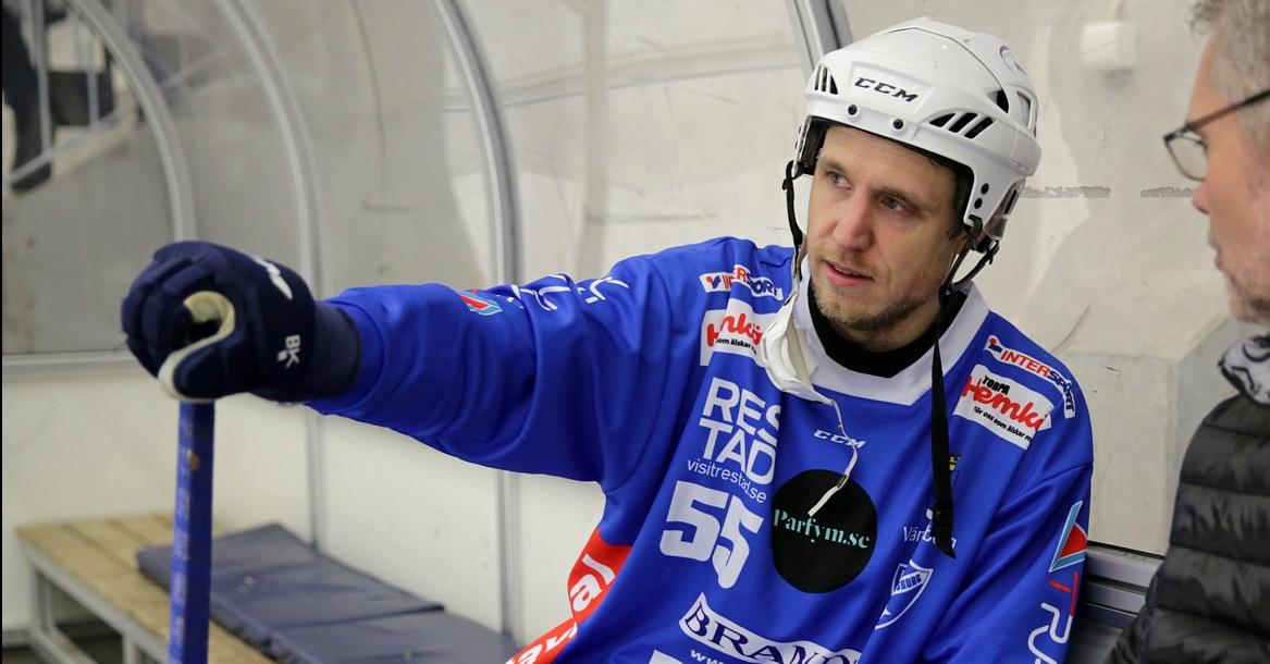 Johan Koch vänersborg bandy, comeback, Selånger. IFK Vänersborg,