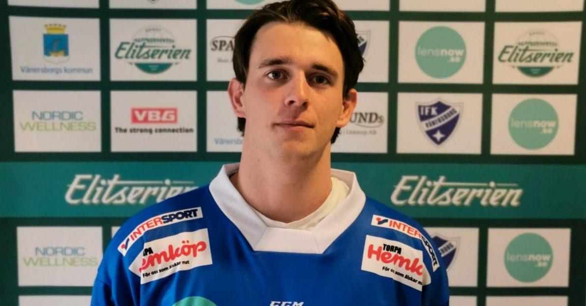 Brage Lae bandy, IFK värvar målvakt från Surte, IFK Vänersborg, Ullevål, norske målvakten