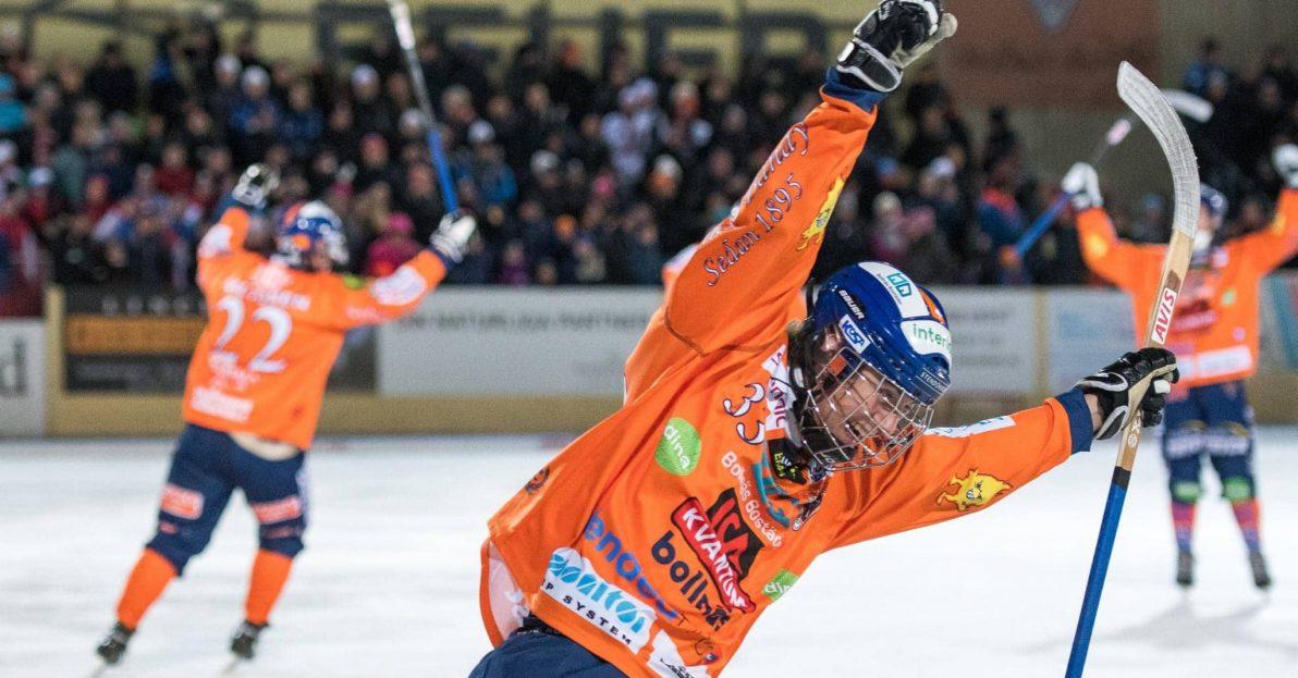Philip Flodstam, Bollnäs, Flodstam stannar i Bollnäs
