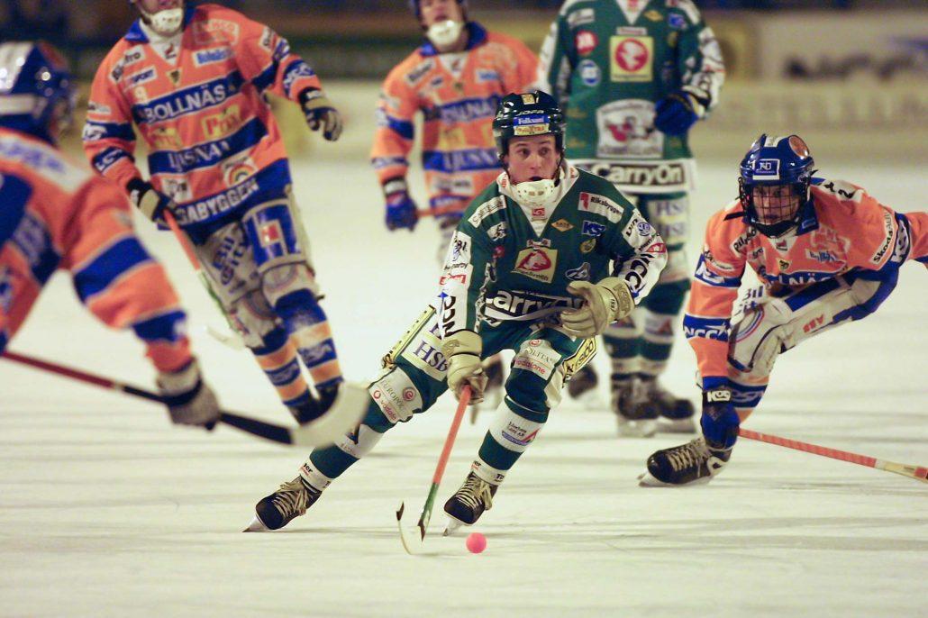 Jonas Claesson, Hammarby, Kenneth Kvist