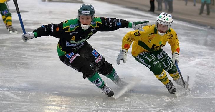 Anton Lööf, Frillesås bandy, Anton Lööf förlänger kontraktet, försvararen