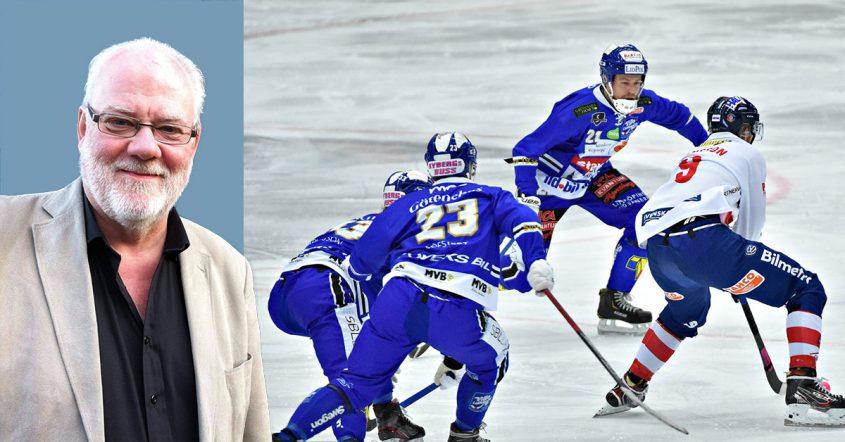 Kjell Anderstedt, pandemin, utan publik, Elitserien
