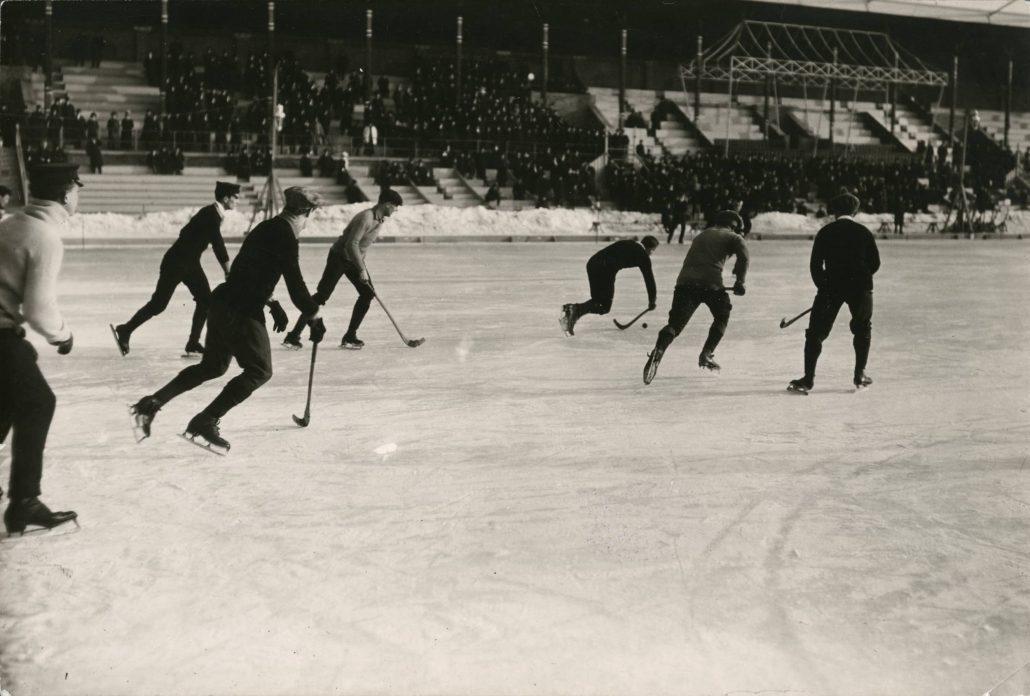 Stockholms Stadion, IFK Uppsala, AIK, SM-final