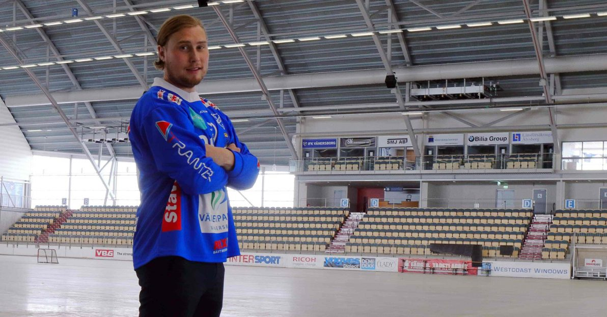 Ilja Grachev bandy, IFK Vänersborg, IFK