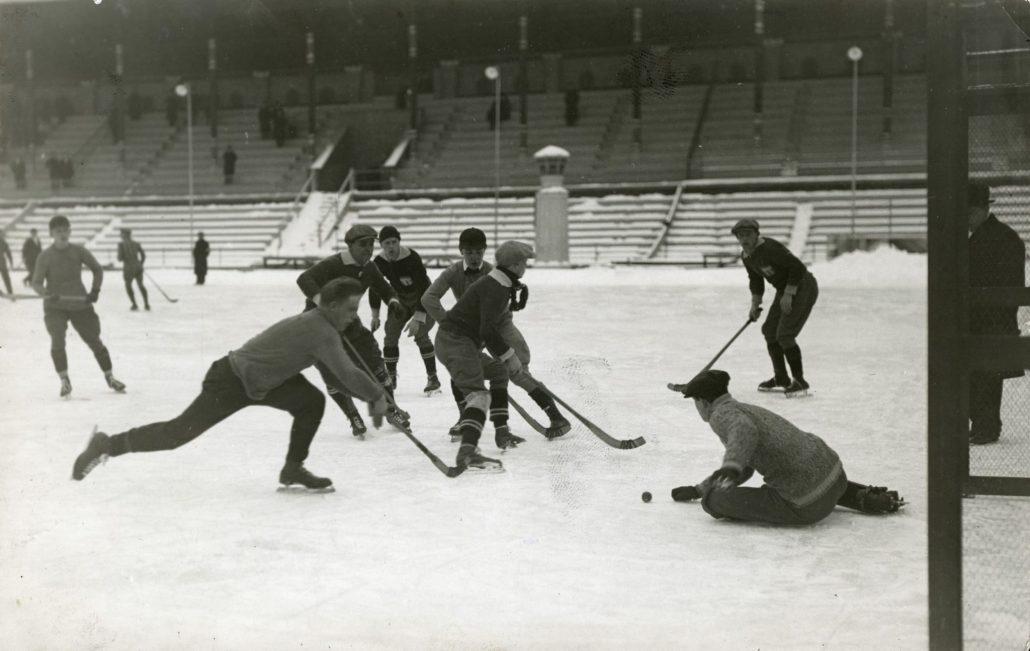 VSK, bandy, 1928