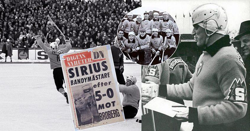 Bandyns historia, bandy, bandy 1960-talet, bandy 60-talet