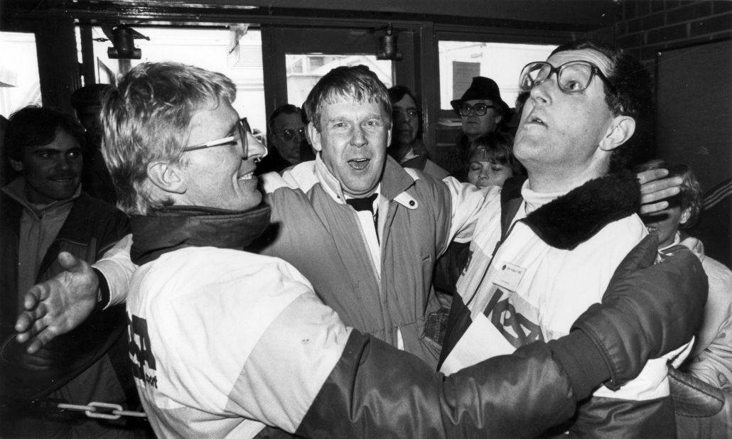 IFK Motala, 1987, SM-guld, Pär Höckert, Tommy Svensson