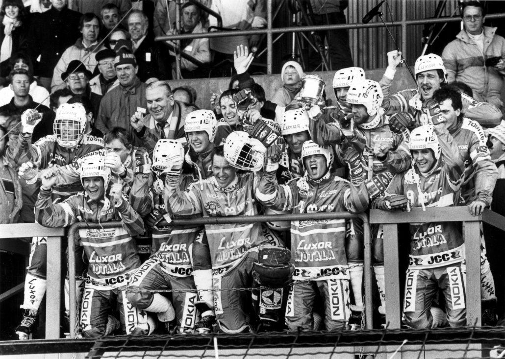 IFK Motala, 1987, SM-guld