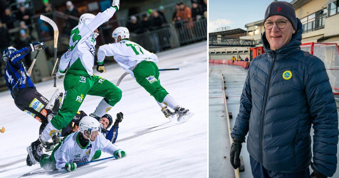 """Svenska bandyförbundet, """"Nöne"""", Per-Anders Gustafsson"""