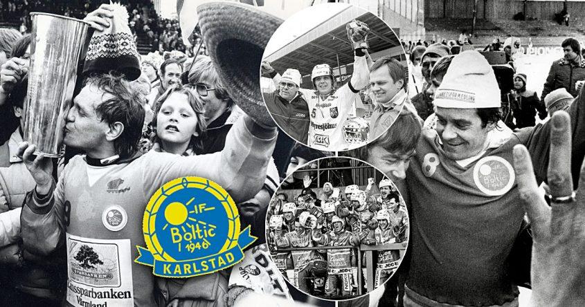 Bandyns historia, Boltic, Boltic bandy