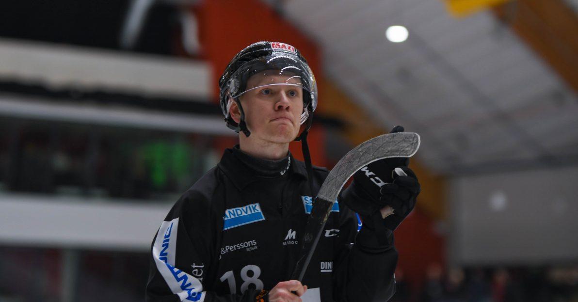 Albin Airisniemi, Airisniemi, SAIK, SAIK vann