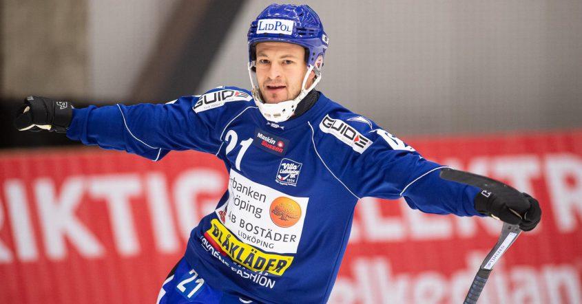 Christoffer Edlund, Villa, Svenska cupen, Edlund