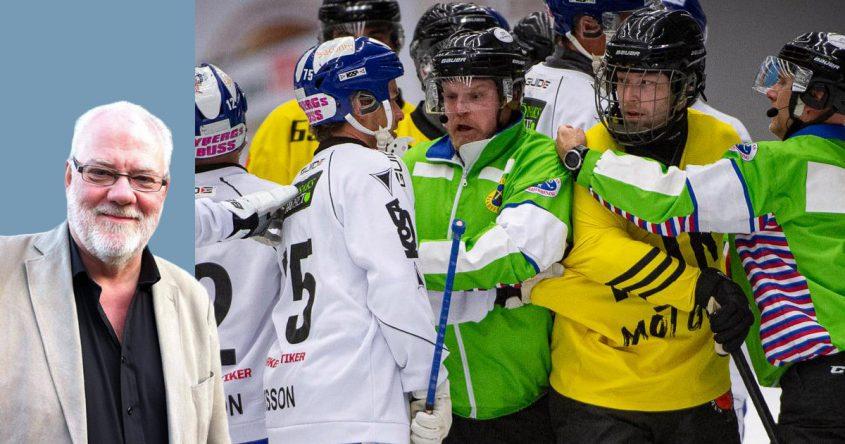 Kjell Anderstedt, AIK, Villa, Daniel Andersson, Martin Johanssons tackling