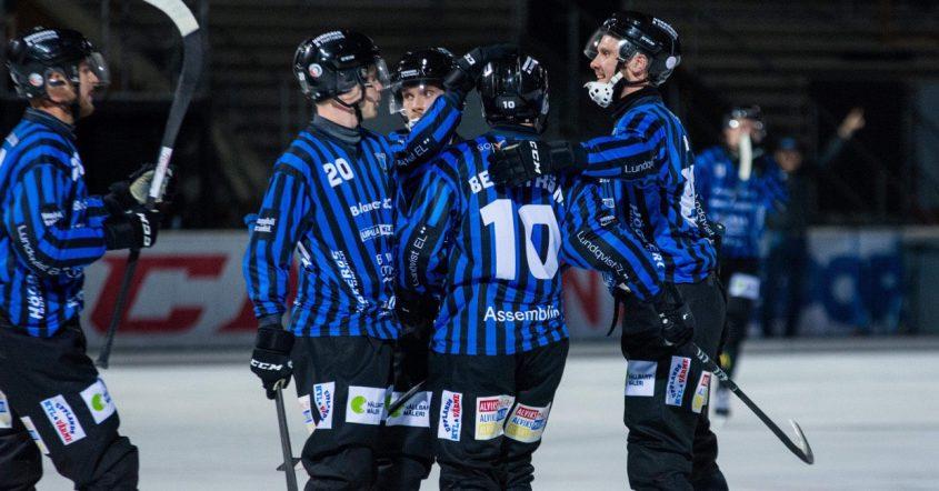 AIK, Elitserien, Krönika, Kjell Anderstedt, Bandyfeber, Elitserien bandy