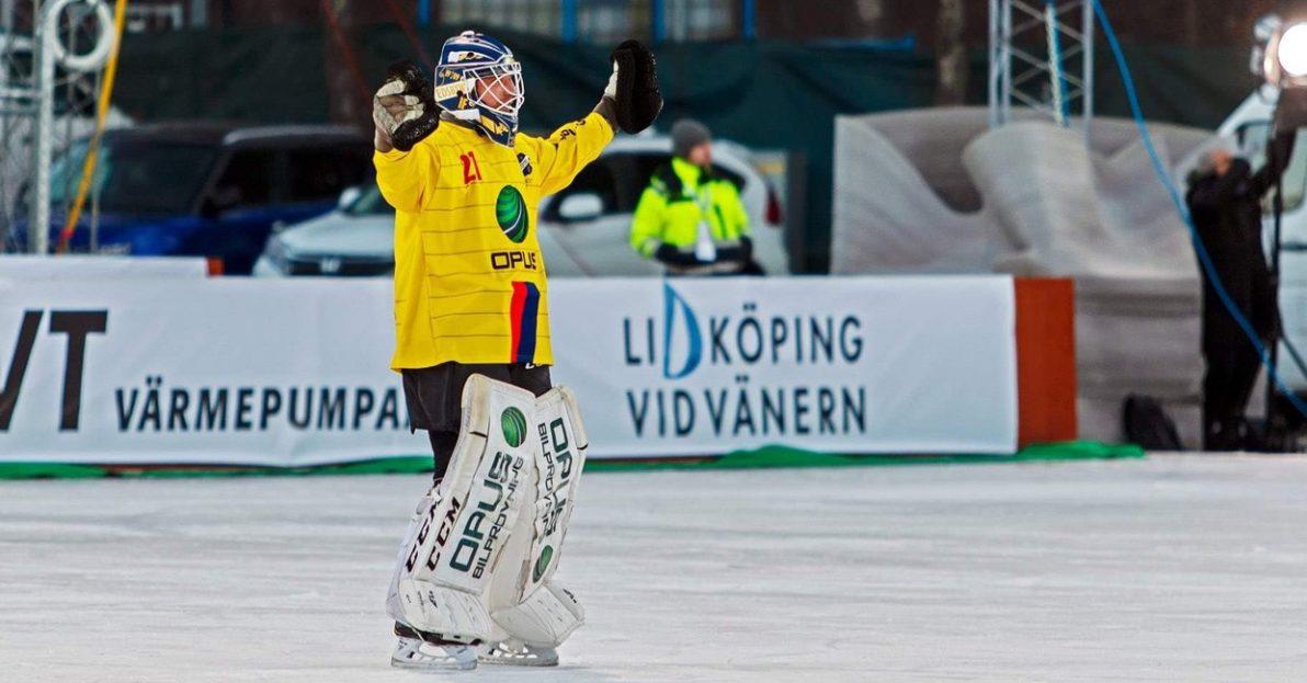 Anders Svensson Edsbyn, bandy, Edsbyn
