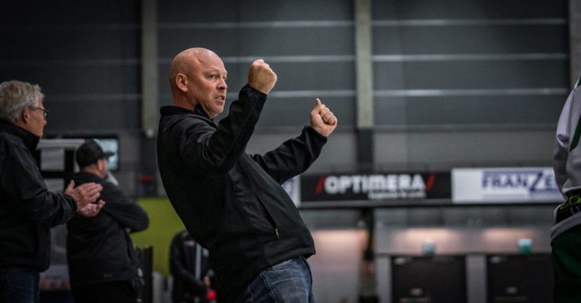 Pierre Roos, Hammarby, tränare, lämnar