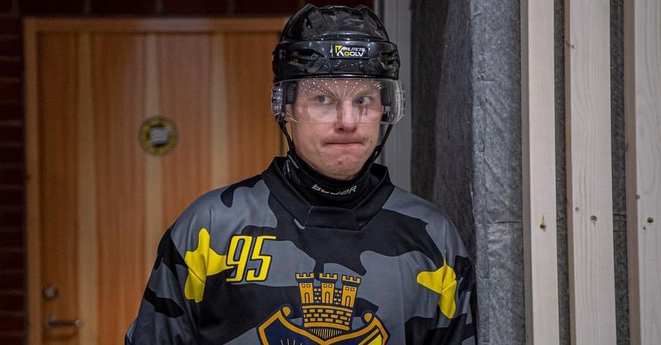 Erik Pettersson Covid-19, Corona, drabbad, AIK-stjärnan, anfallaren, AIK bandy, AIK