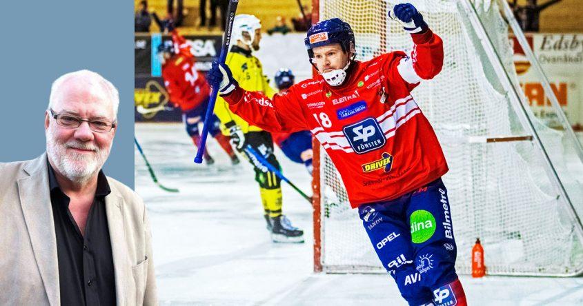 Kjell Anderstedt, premiär, elitseriepremiär, bandy, tips