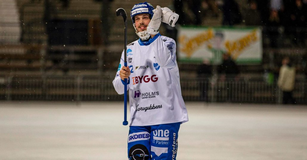 Olle Nordlund, Alexander Koliagin, IFK Motala bandy