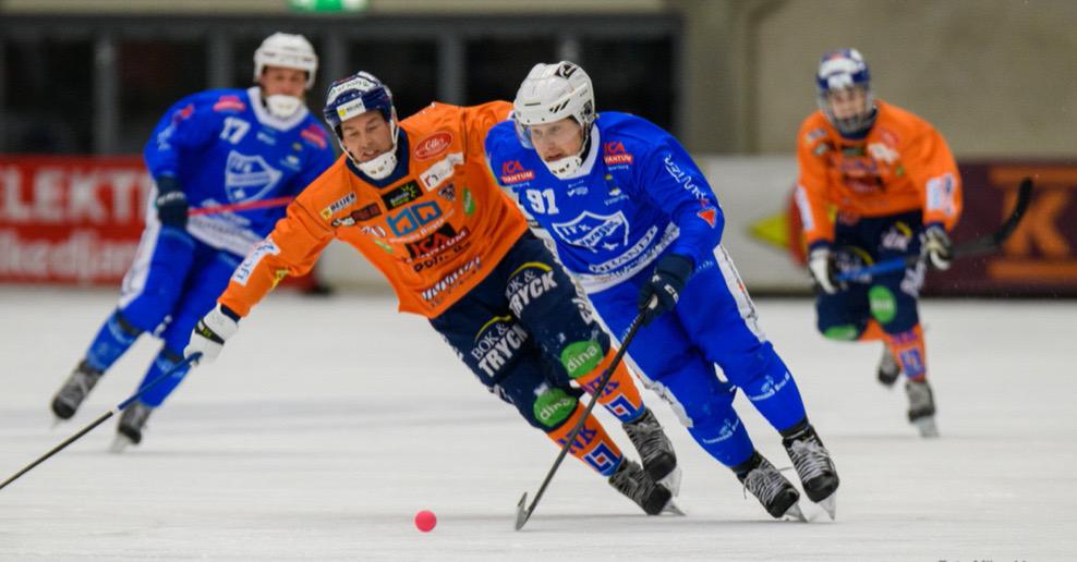 IFK Bollnäs, IFK Vänersborg, IFK Vänersborg bandy, Kimmo Kyllönen, bandy elitserien, elitserien bandy