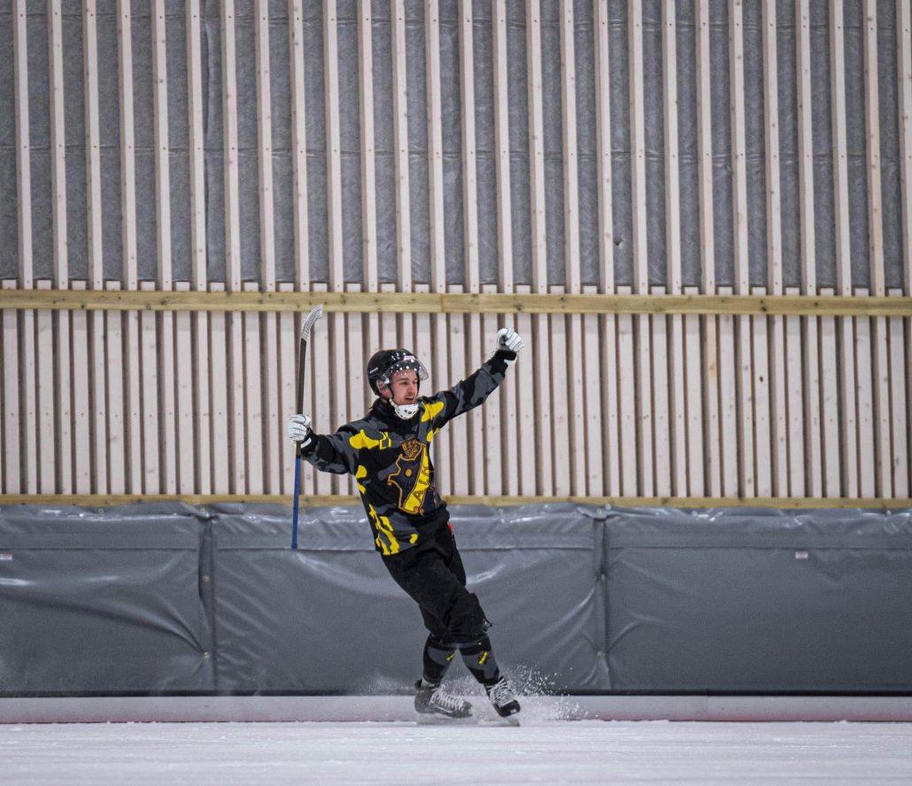 AIK bandy, Tobias Nyberg, AIK, bandy, Bandyfeber