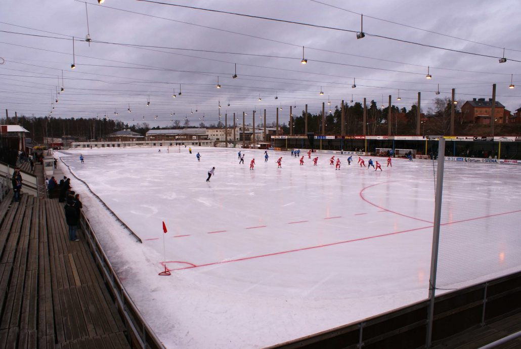 Tingvalla isstadion